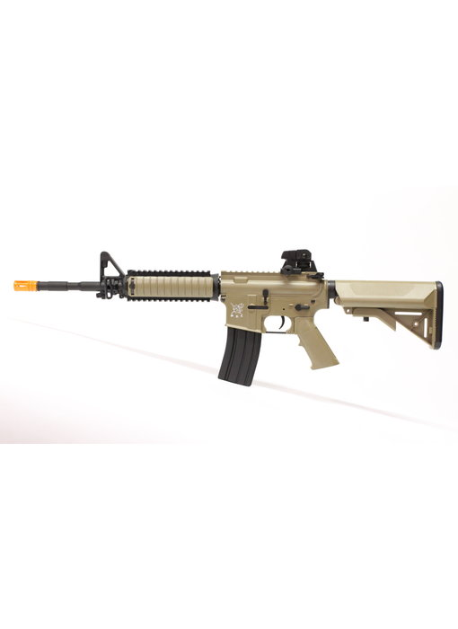 SRC SR4 CQB w/battery and charger, tan