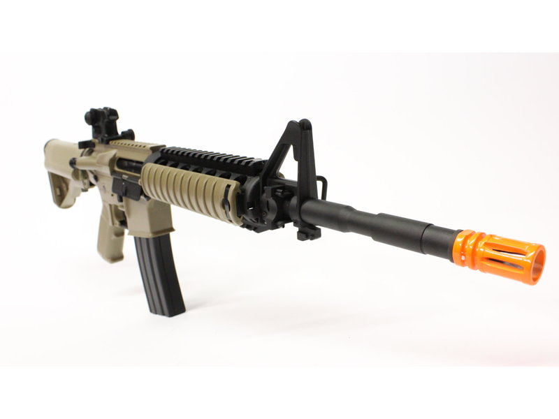 SRC SRC SR4 CQB w/battery and charger, tan