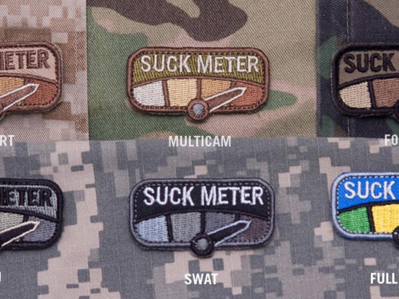 Mil-Spec Monkey Mil-Spec Monkey Suck Meter