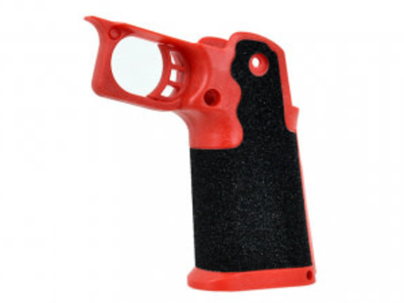 Airsoft Masterpiece Airsoft Masterpiece Skater Terrain Custom Hi Capa Grip Red