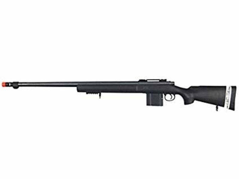 Well WELL MB4405 M24 spring action rifle (gun only)