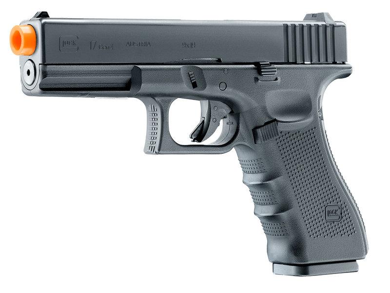 Elite Force Umarex Elite Force GLOCK G17 GEN4 Full Blowback CO2 Pistol by KWC
