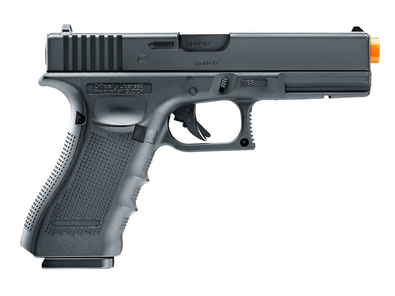 Elite Force Umarex Elite Force Glock 17 Gen4 CO2 Gas Blowback By KWC