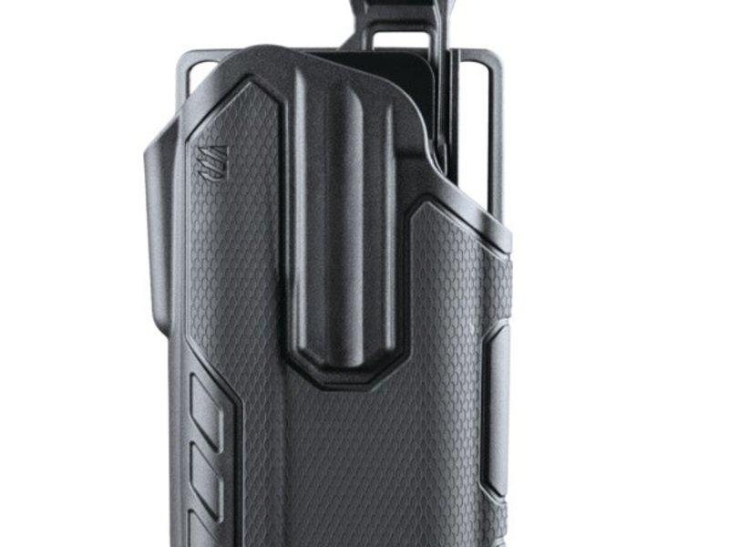 Blackhawk Industries Blackhawk Omnivore Multi Fit Holster Surefire X300 Light Bearing Black
