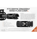 PTS PTS Griffin M4SD FlashComp CCW