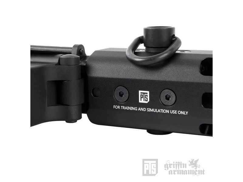 PTS PTS Griffin Armament Low Pro RIGID M-LOK Rail 13.5""