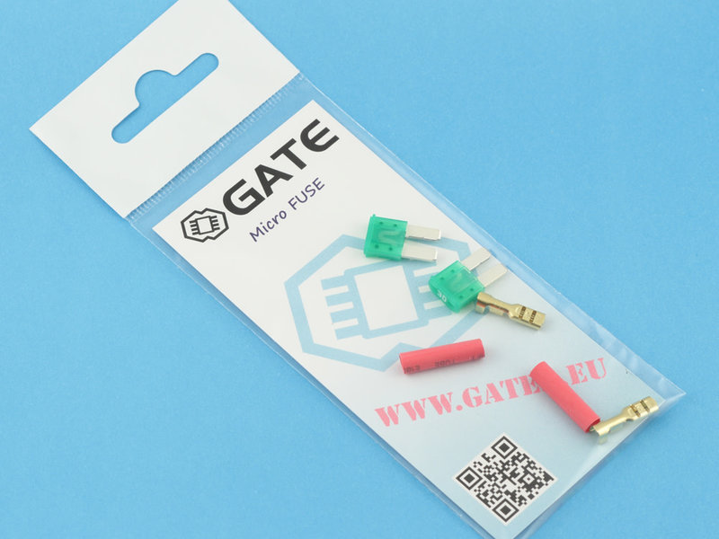 GATE GATE Micro Fuse 30A 2-pack