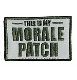 Airsoft Extreme This Is My Morale Patch Morale Patch