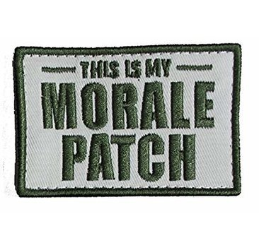 Airsoft Extreme The Redundant Morale Patch
