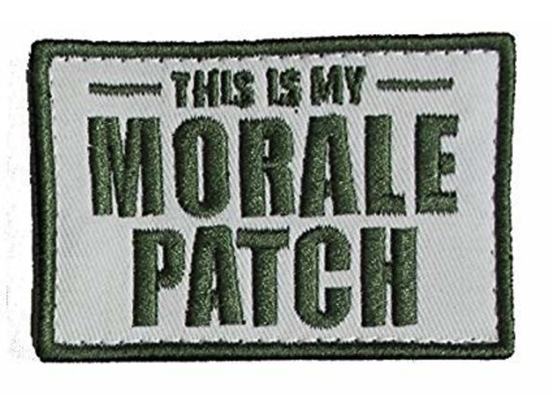 Airsoft Extreme This Is My Morale Patch...morale patch