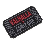 DDT DDT Valhalla Admit One PVC patch