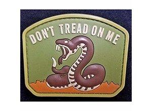 DDT DDT Don't Tread On Me PVC patch