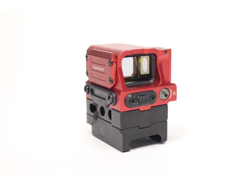 Airsoft Extreme AEX FC1 Stack 2 MOA red dot sight - RED