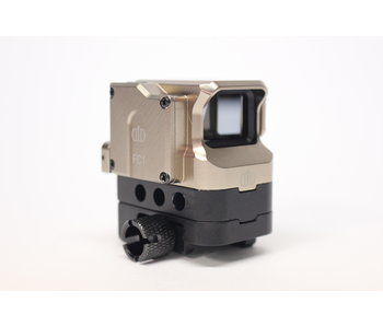 AEX FC1 Stack 2 MOA red dot sight - TAN