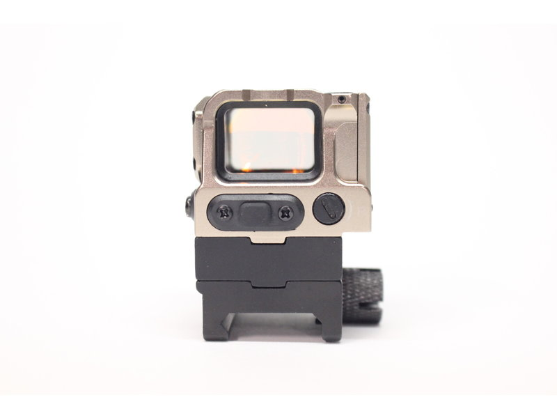 Airsoft Extreme AEX FC1 Stack 2 MOA red dot sight - TAN
