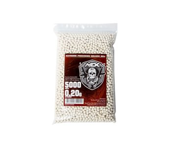 Case of 0.20g BBs 5000 ct, 20 bags