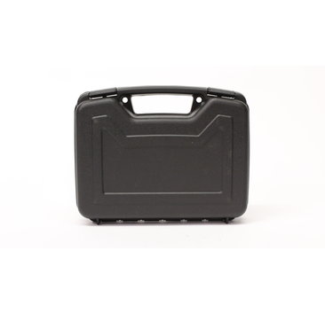 "Single 10"" Handgun Case Black"