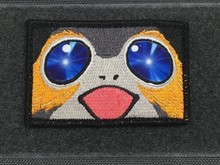 Tactical Outfitters Tactical Outfitters Lightspeed Porg Morale Patch