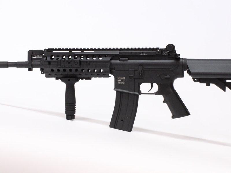 ASG Armalite M15 SIR Mod2 Sportline Black