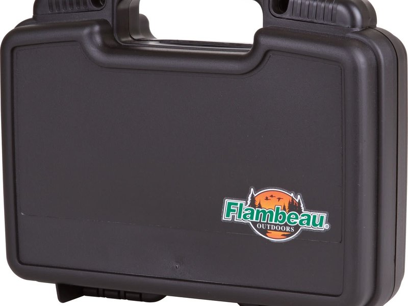 "Flambeau 10"" Hard Pistol Case"