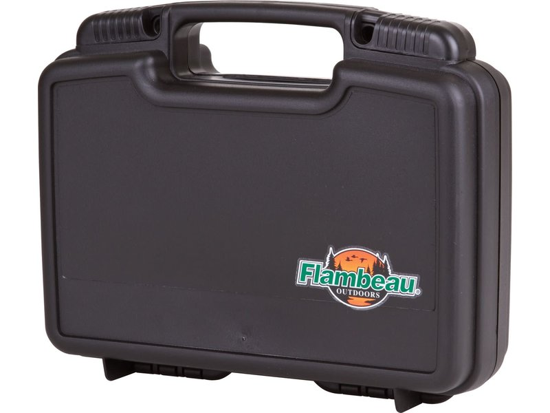 Flambeau 10'' hard pistol case