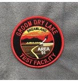 Tactical Outfitters Tactical Outfitters Groom Lake Area 51 - Independence Day Morale Patch