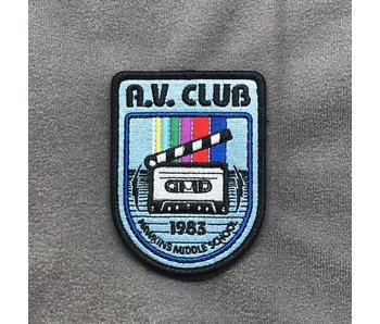 Tactical Outfitters Hawkins AV Club Morale Patch