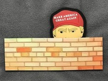 Tactical Outfitters Tactical Outfitters Trump Wall Morale Patch Set