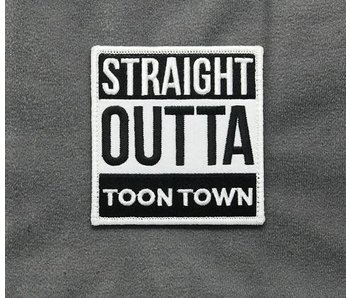 Tactical Outfitters Straight Outta T Town Morale Patch
