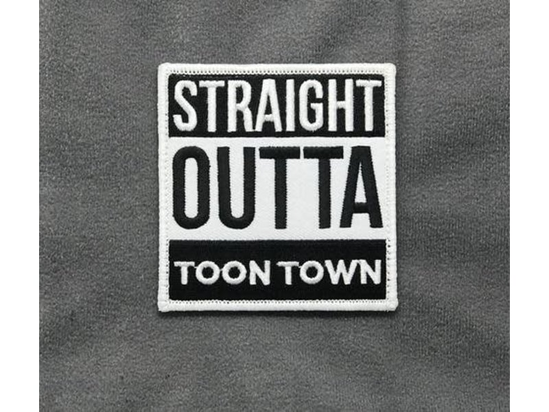 Tactical Outfitters Tactical Outfitters Straight Outta T Town Morale Patch
