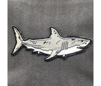 Tactical Outfitters Adrift Venture Great White Shark Morale Patch