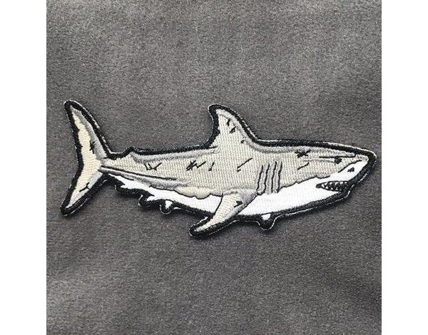 Tactical Outfitters Tactical Outfitters Adrift Venture Great White Shark Morale Patch