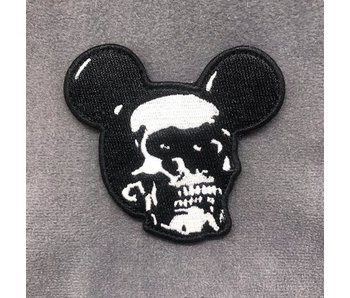 Tactical Outfitters Skull Mickey Gitd Morale Patch