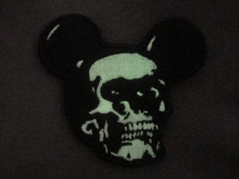 Tactical Outfitters Tactical Outfitters Skull Mickey Gitd Morale Patch