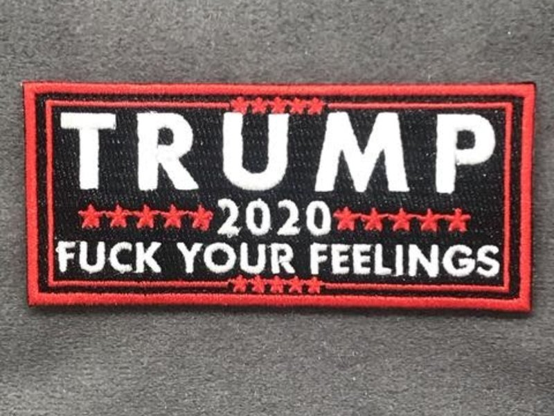 Tactical Outfitters Tactical Outfitters Trump 2020 FYF Morale Patch