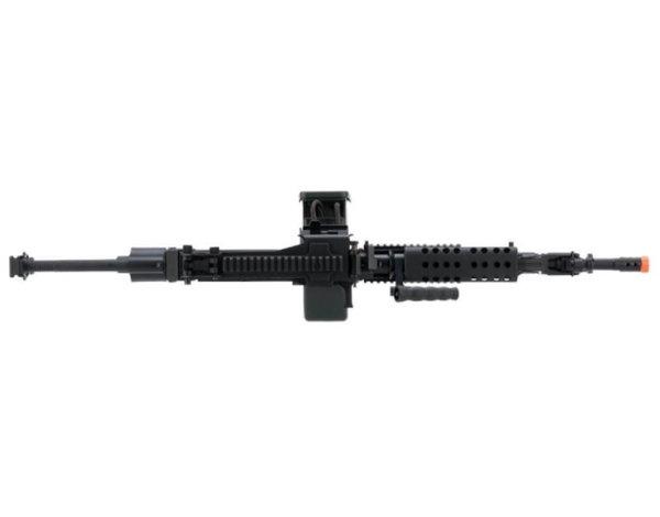 """Cybergun Cybergun FN Licensed M249 Para """"Featherweight"""" Airsoft Machine Gun"""