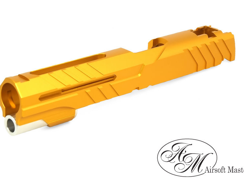 "Airsoft Masterpiece Airsoft Masterpiece Custom ""Alpha"" Standard Slide for Hi Capa / 1911"