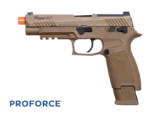 Proforce SIG Sauer M17 Green Gas Pistol