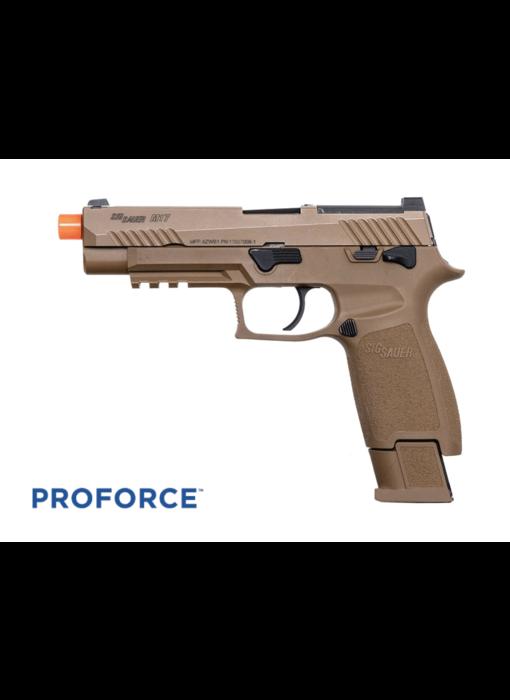 SIG Sauer Proforce Series M17 Gas Blowback Pistol w/ Green Gas Magazine