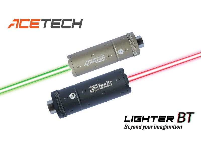 Acetech Acetech Lighter Bluetooth Tracer Unit & Chronograph