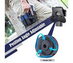 Amomax Amomax Hardshell holster for SIG P226/228/229 full size pistols, black, right hand