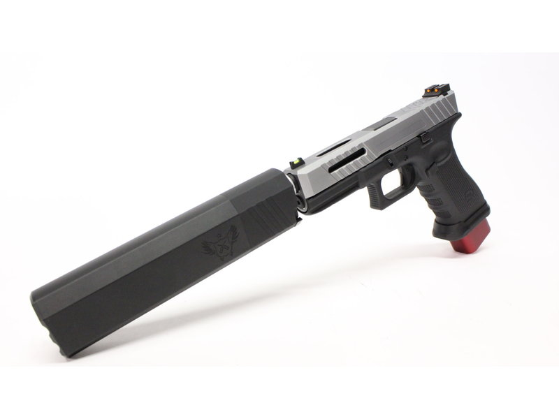 Airsoft Extreme AE Max Glock 17 Lullaby