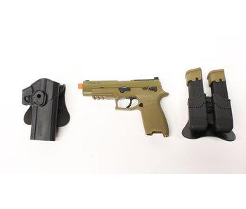 SIG Sauer M17 Gunfighter package