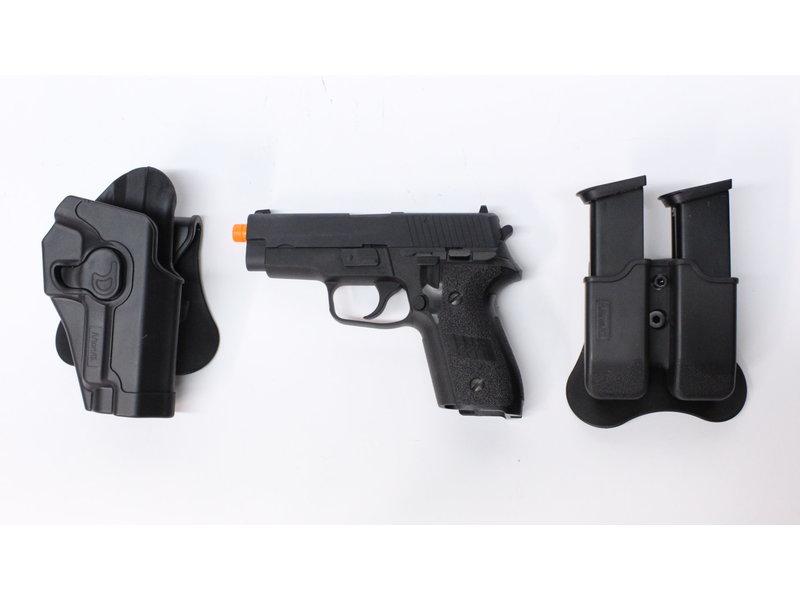 WE Tech WE F228 Gunfighter package, black