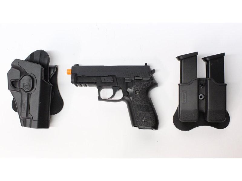 WE Tech WE F229 Gunfighter package, black