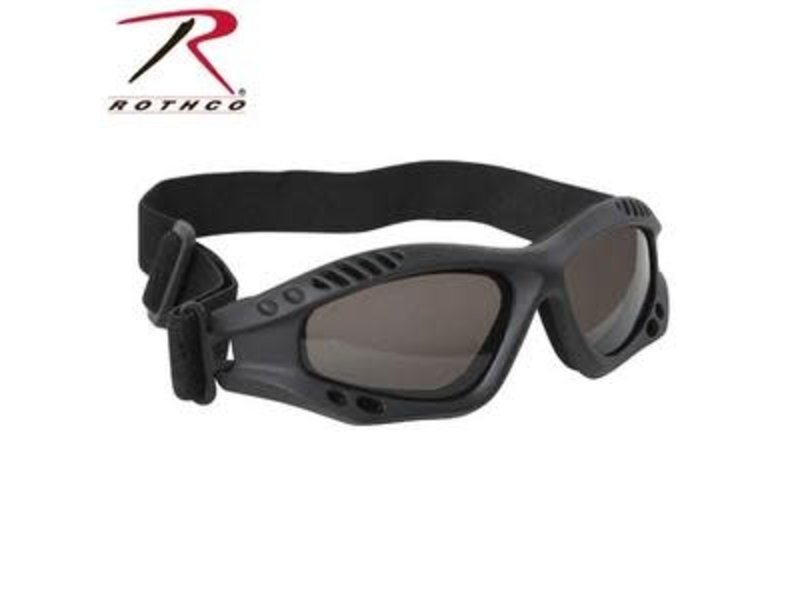 Rothco Rothco Low Profile Tactical Goggles, ANSI rated lens