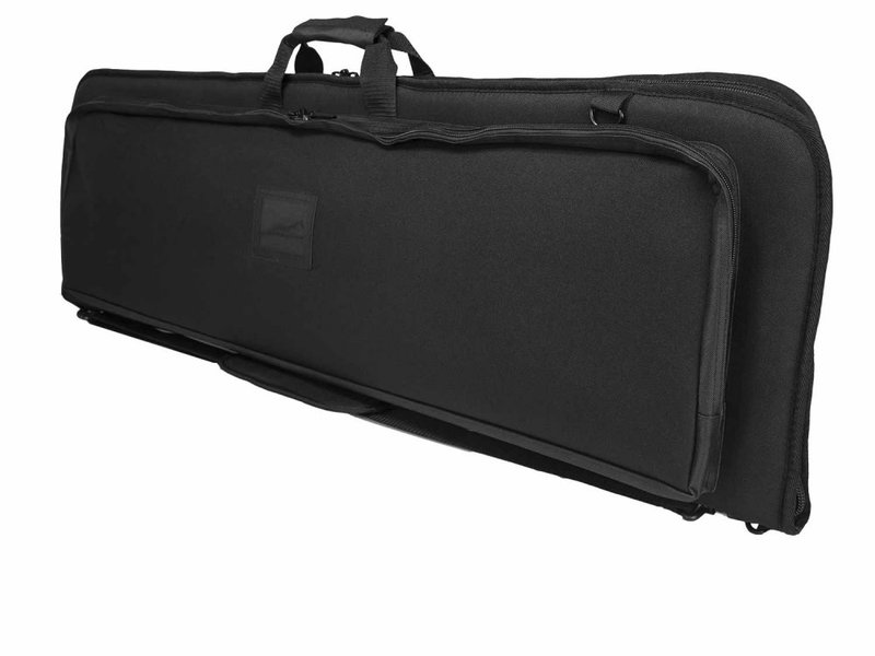 NcStar NC Star VISM 42in Deluxe Rifle Case Black
