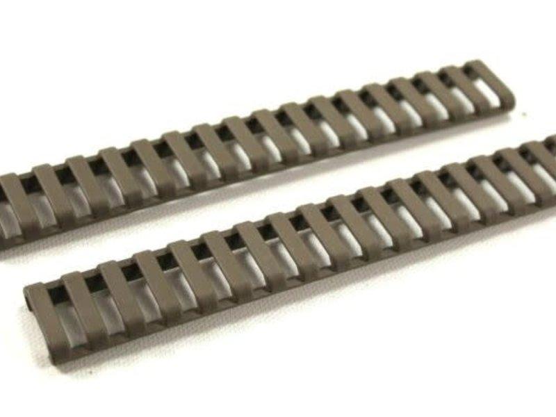 Ergo Ergo 18 slot ladder rail cover