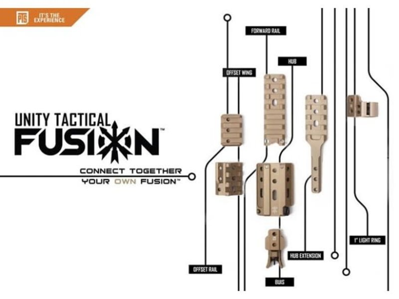 PTS PTS Unity Tactical FUSION