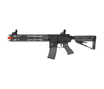 Valken ASL TRG Long electric rifle, black/gray
